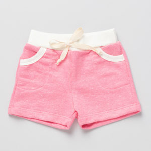 shorts infantil bolso